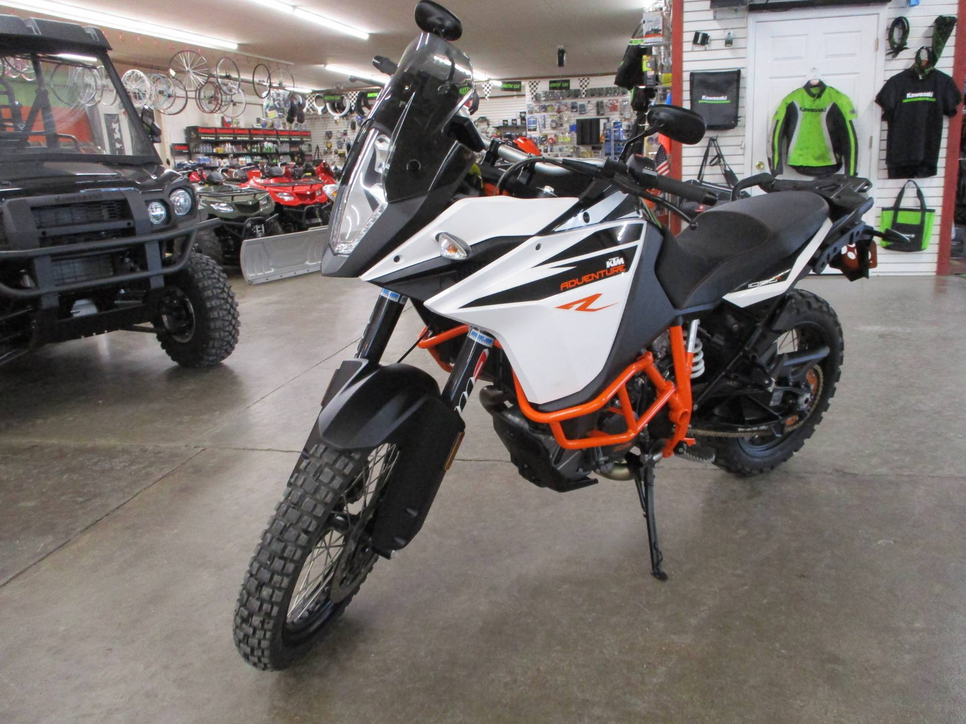2017 KTM 1090 Adventure R in Howell, Michigan - Photo 5
