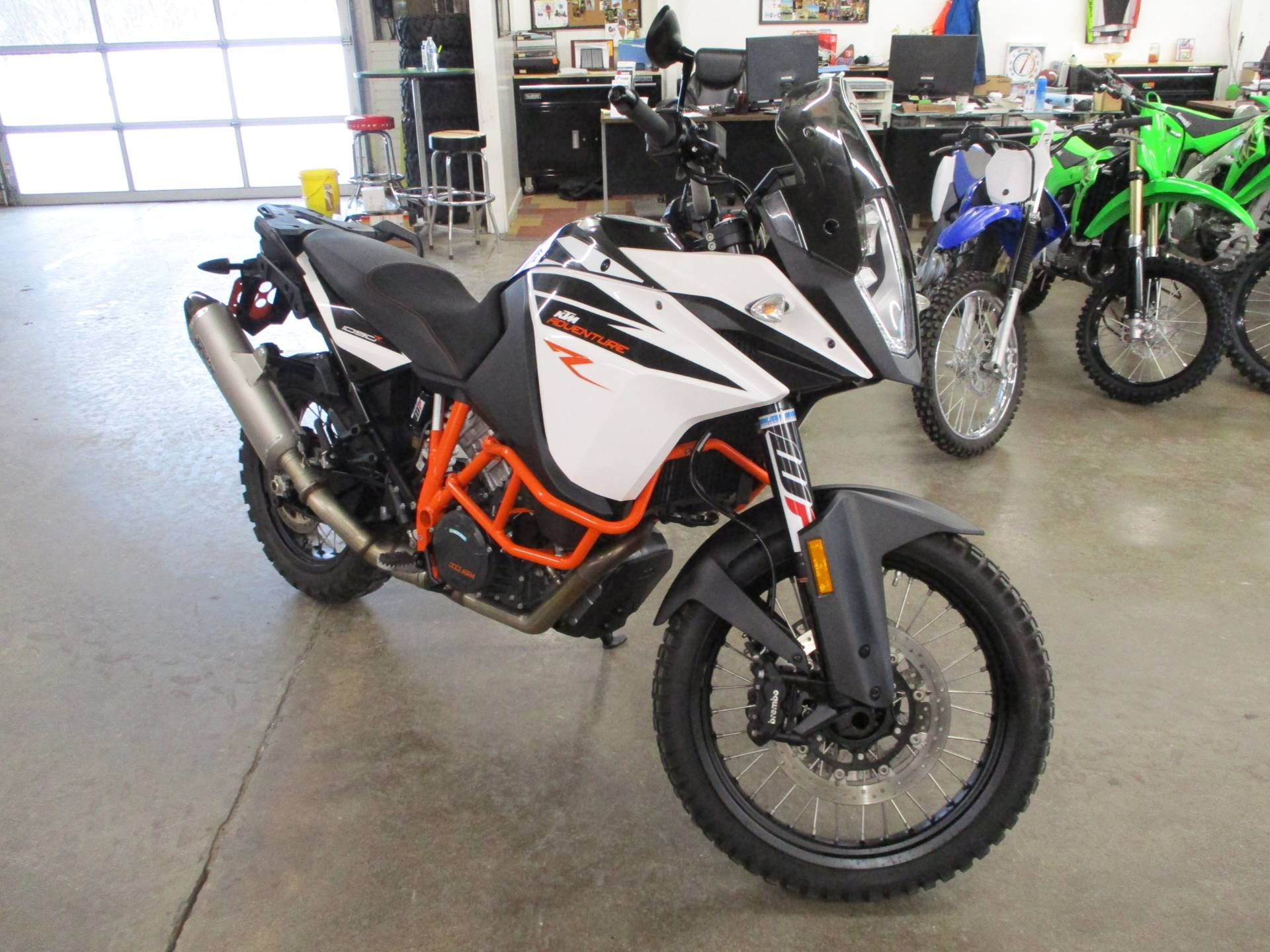 2017 KTM 1090 Adventure R in Howell, Michigan - Photo 17