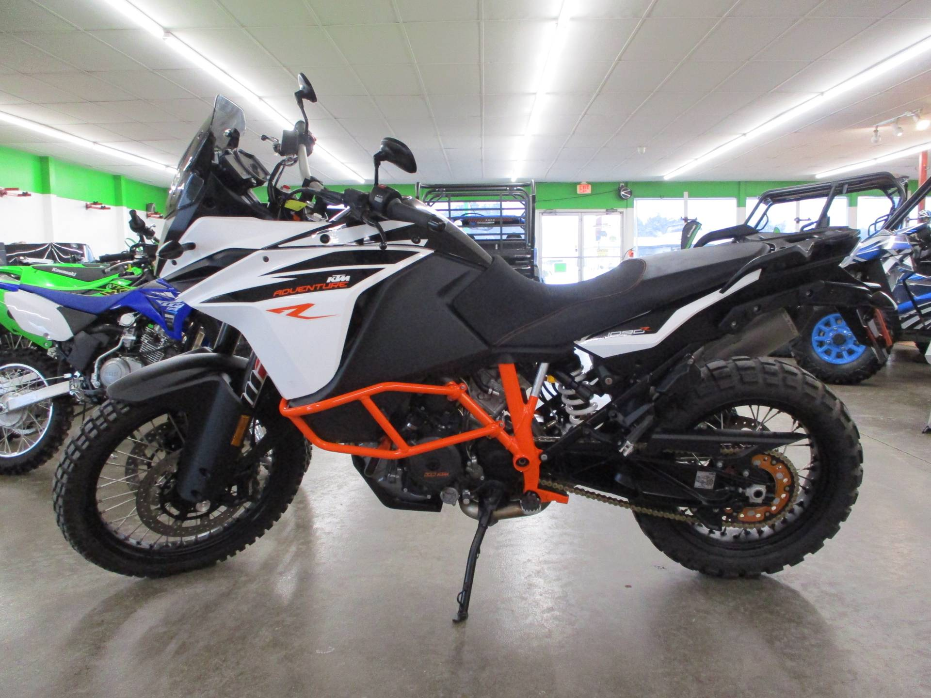 2017 KTM 1090 Adventure R in Howell, Michigan - Photo 1