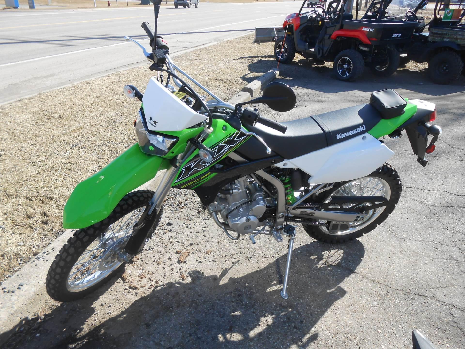 2019 KLX 250