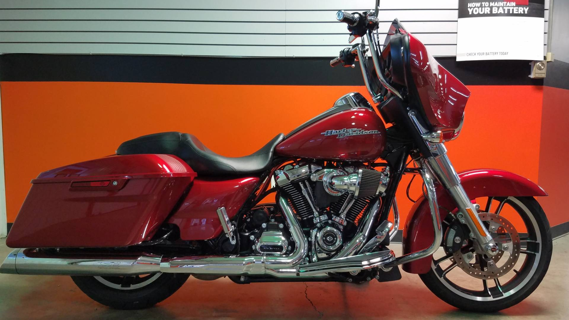2019 Harley-Davidson Street Glide® in Cayuta, New York - Photo 1
