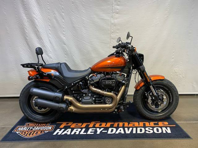 2019 Harley-Davidson Fat Bob® 114 in Syracuse, New York - Photo 1