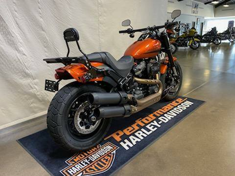 2019 Harley-Davidson Fat Bob® 114 in Syracuse, New York - Photo 2