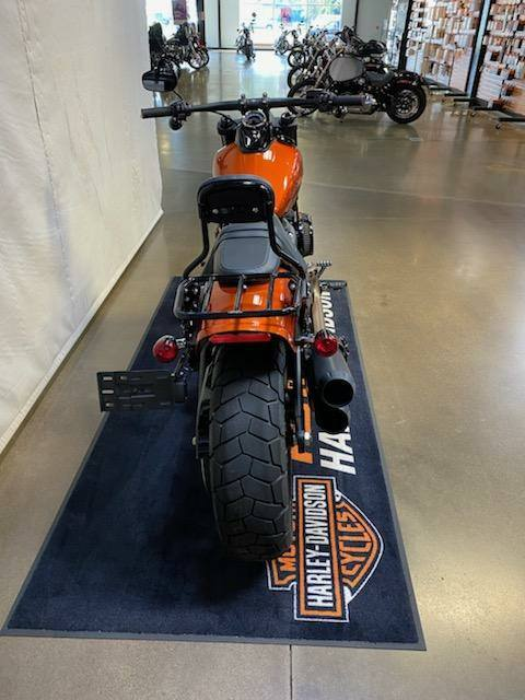 2019 Harley-Davidson Fat Bob® 114 in Syracuse, New York - Photo 4