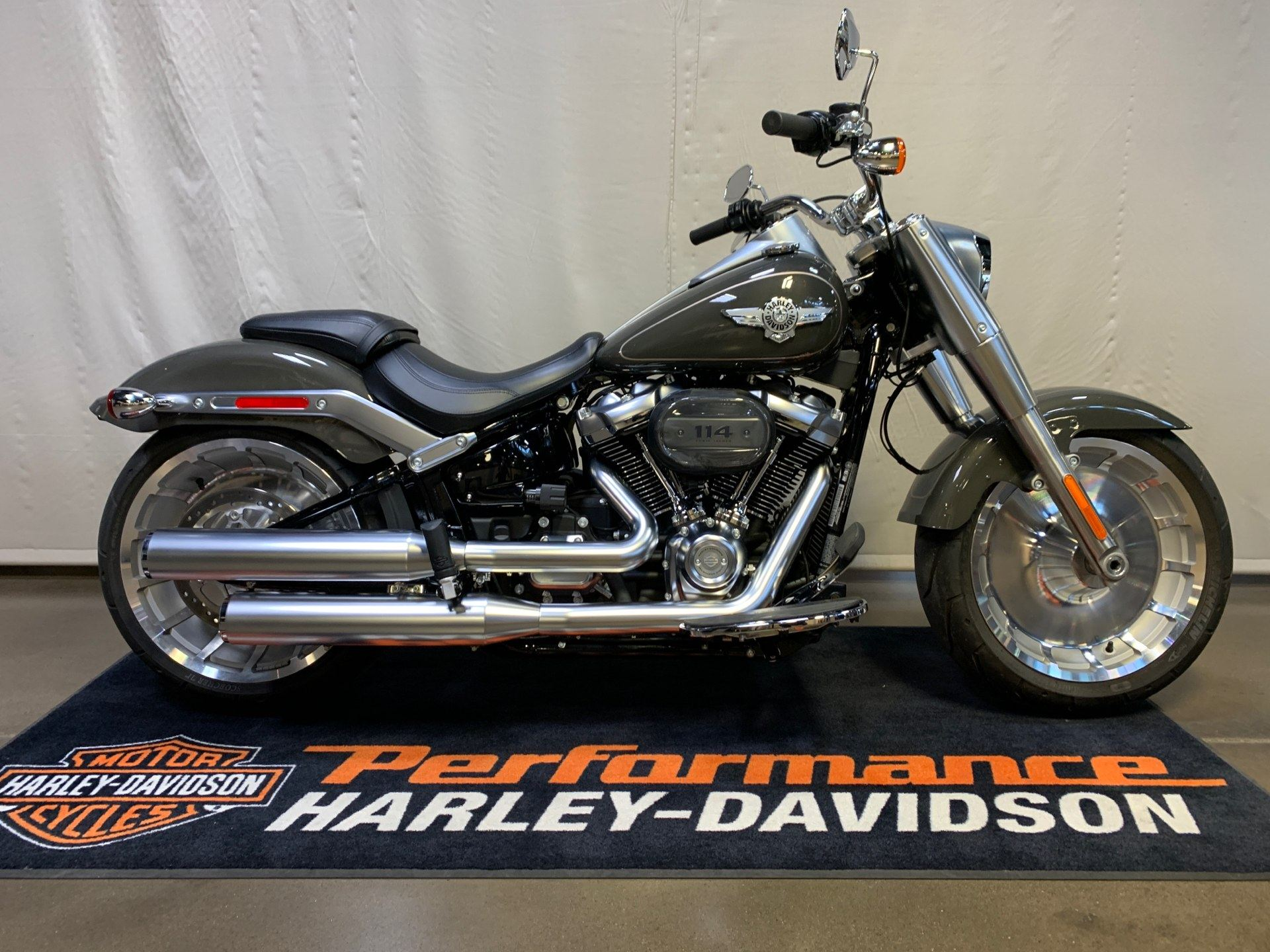 2018 Harley-Davidson Fat Boy® 114 in Syracuse, New York - Photo 1