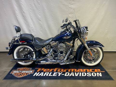 2013 Harley-Davidson Softail® Deluxe in Syracuse, New York - Photo 1