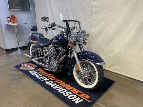 2013 Harley-Davidson Softail® Deluxe in Syracuse, New York - Photo 3