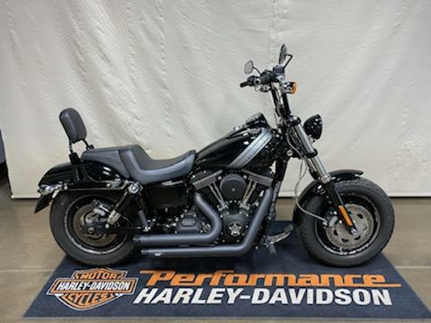 2017 Harley-Davidson Fat Bob in Syracuse, New York - Photo 1