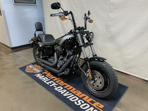 2017 Harley-Davidson Fat Bob in Syracuse, New York - Photo 2