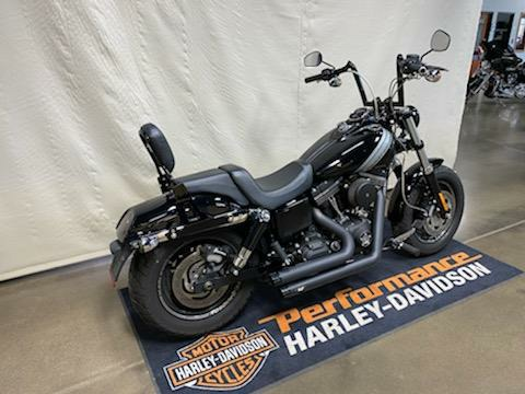 2017 Harley-Davidson Fat Bob in Syracuse, New York - Photo 3