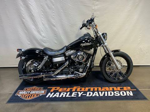 2012 Harley-Davidson Dyna® Street Bob® in Syracuse, New York - Photo 1
