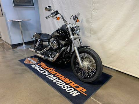 2012 Harley-Davidson Dyna® Street Bob® in Syracuse, New York - Photo 2