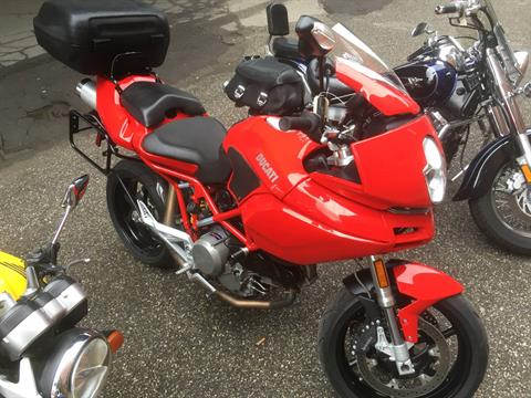 2007 Ducati Multistrada 1100 S in Ashland, Kentucky