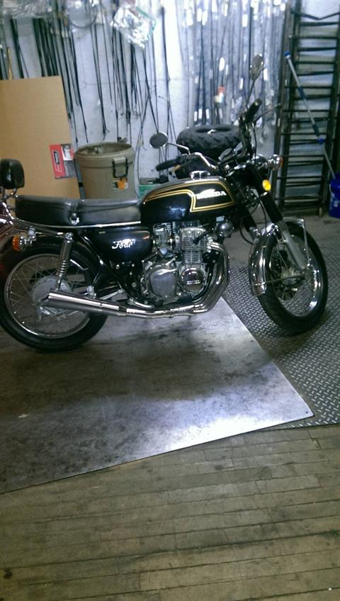 1974 Honda CB350FOUR in Ashland, Kentucky - Photo 2
