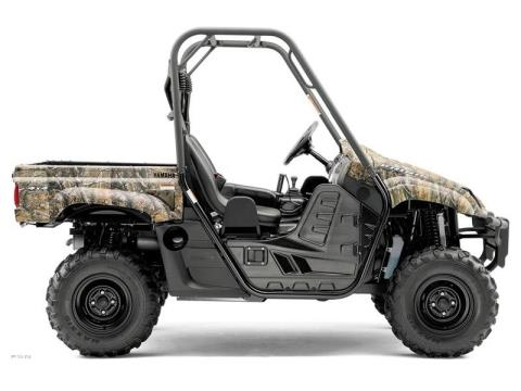 2012 Yamaha Rhino 700 FI Camo AP HD in Ashland, Kentucky