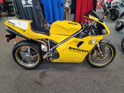 2001 Ducati 996 in Ashland, Kentucky
