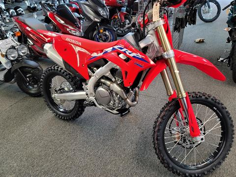 2021 Honda CRF450RX in Ashland, Kentucky - Photo 1