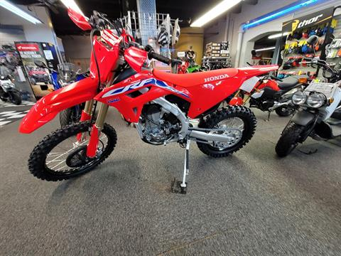 2021 Honda CRF450RX in Ashland, Kentucky - Photo 5