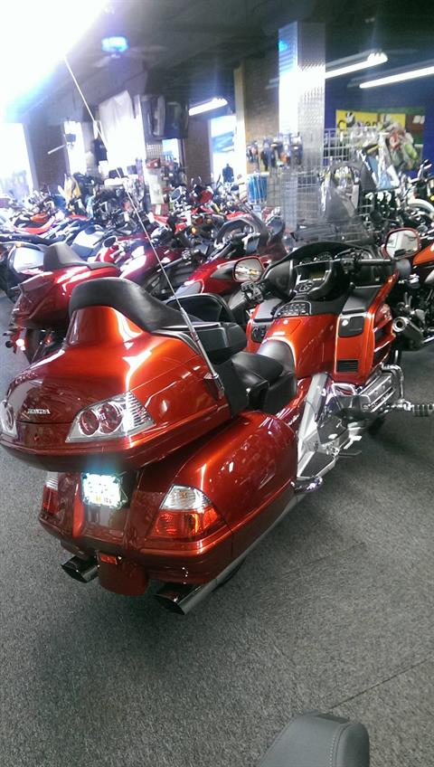 2008 Honda Gold Wing® Premium Audio in Ashland, Kentucky