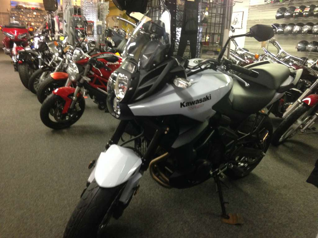2013 Kawasaki Versys® in Ashland, Kentucky