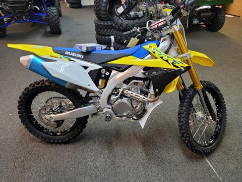2021 Suzuki RM-Z450 in Ashland, Kentucky - Photo 1