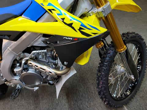 2021 Suzuki RM-Z450 in Ashland, Kentucky - Photo 3