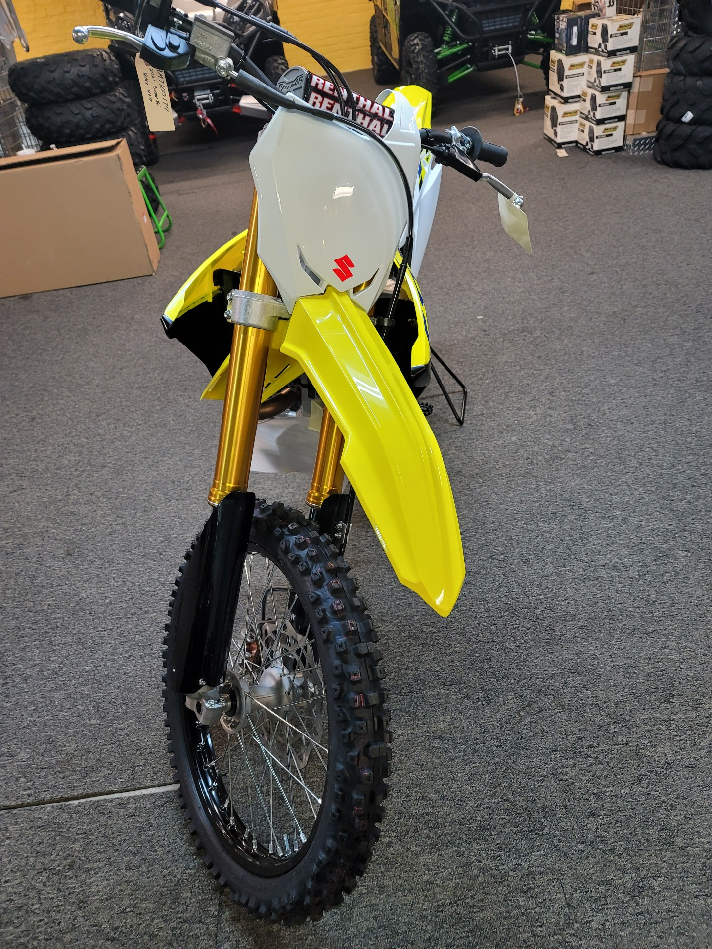 2021 Suzuki RM-Z450 in Ashland, Kentucky - Photo 5