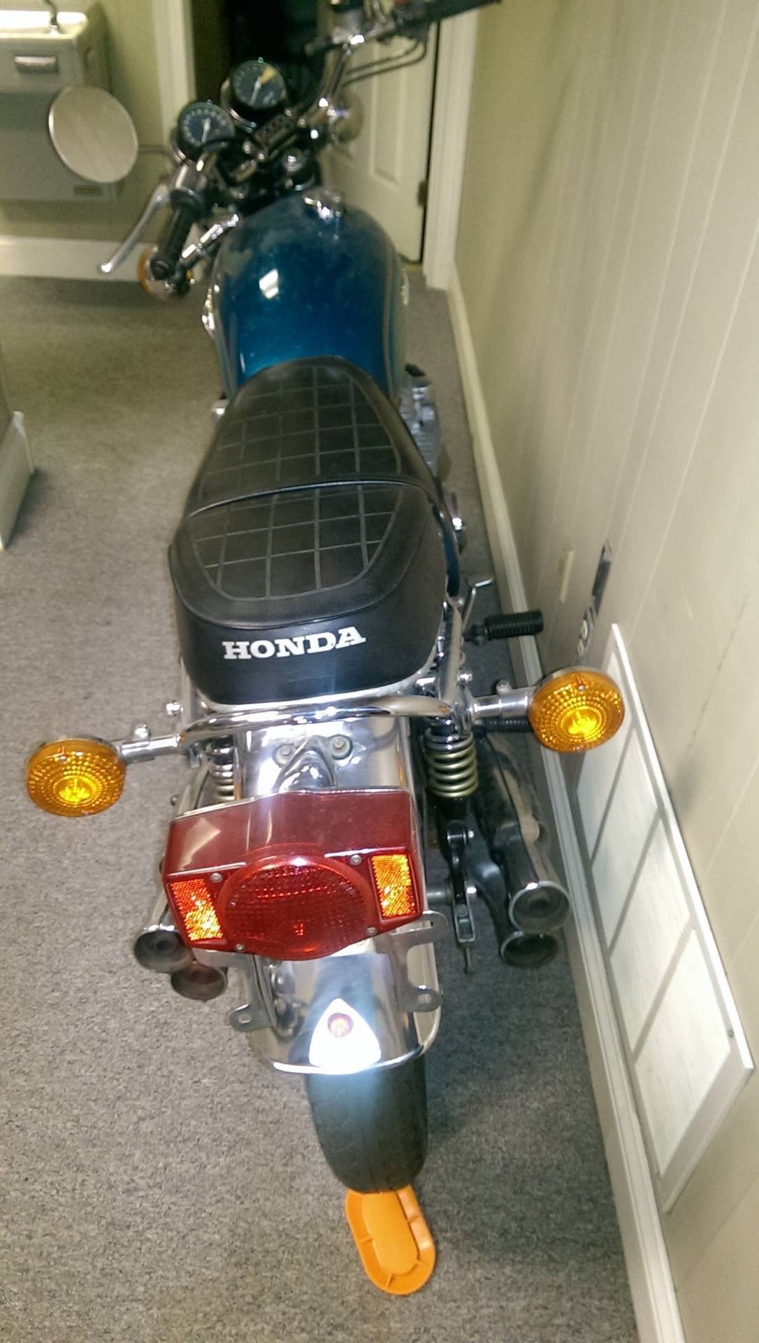 1974 Honda CB550F in Ashland, Kentucky