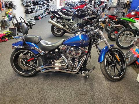 2015 Harley-Davidson Breakout in Ashland, Kentucky