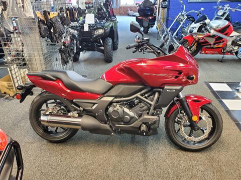 2014 Honda CTX700 in Ashland, Kentucky