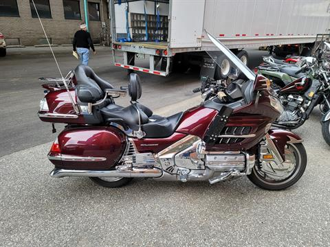 2008 Honda Gold Wing® Audio Comfort Navi ABS in Ashland, Kentucky