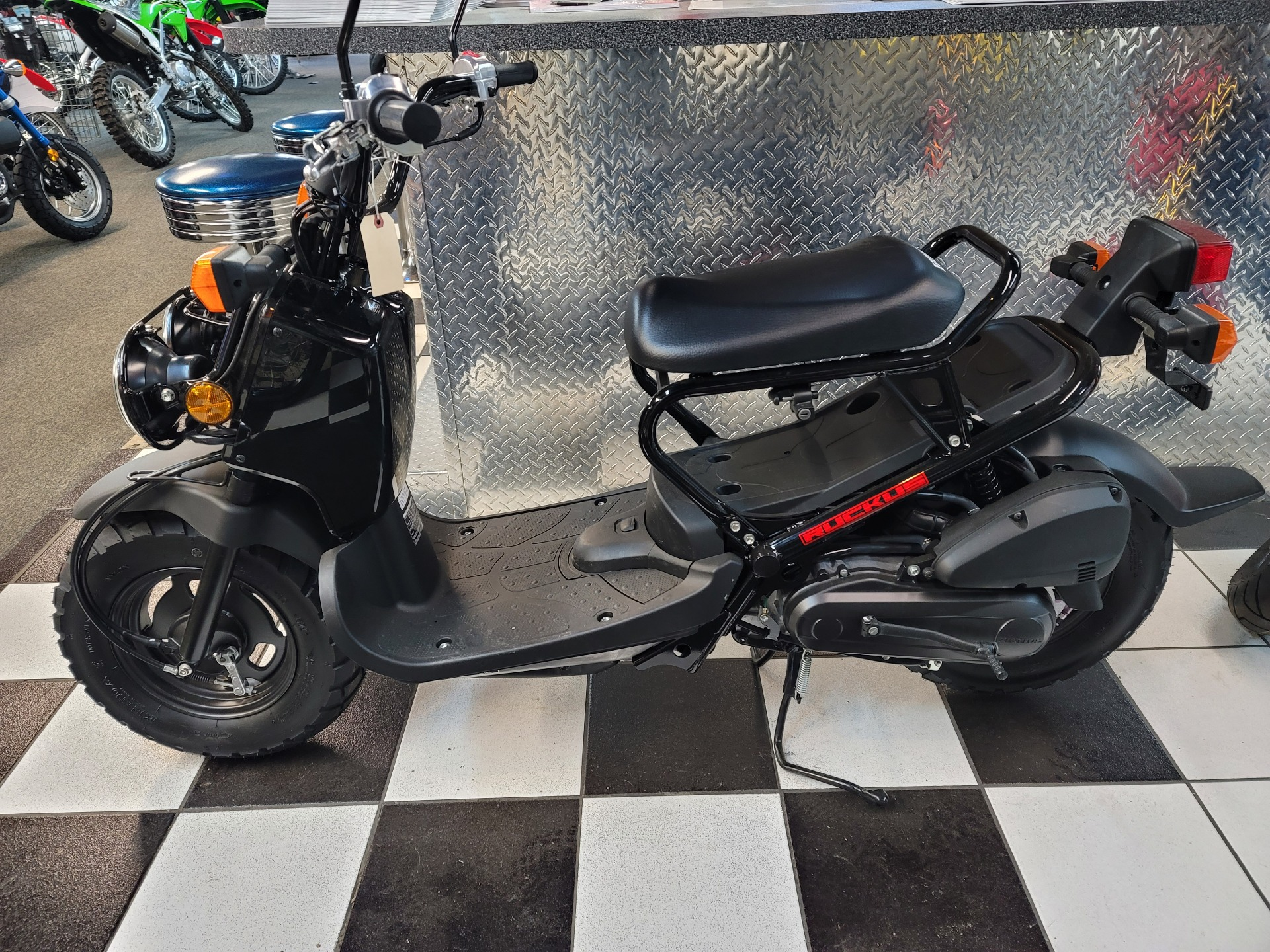 2020 Honda Ruckus in Ashland, Kentucky - Photo 1