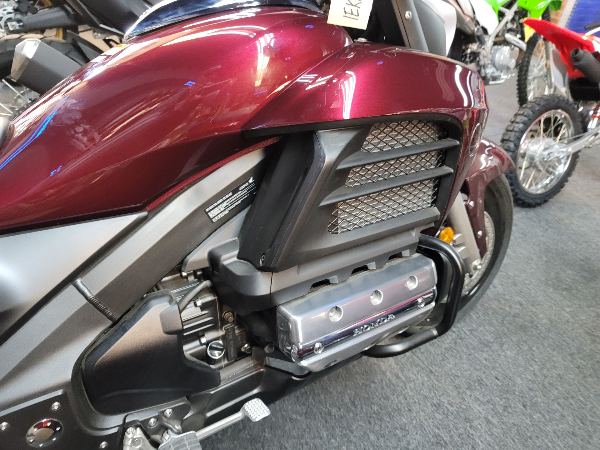 2014 Honda Gold Wing® Valkyrie® in Ashland, Kentucky - Photo 6