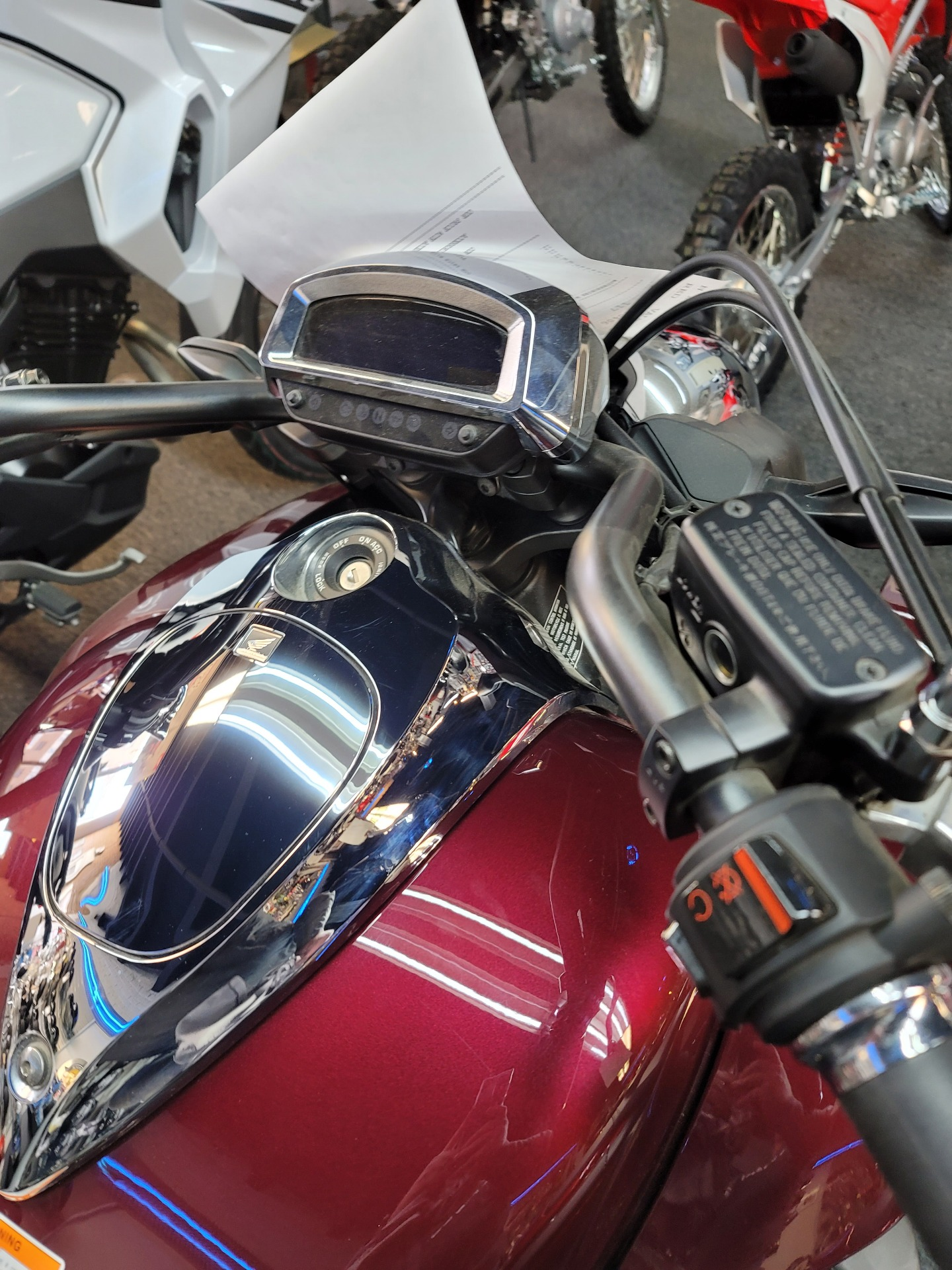 2014 Honda Gold Wing® Valkyrie® in Ashland, Kentucky - Photo 10