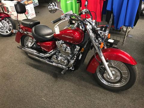 2015 Honda Shadow Aero® in Ashland, Kentucky