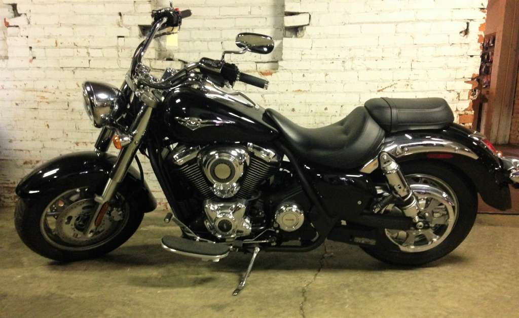 2009 Kawasaki Vulcan® 1700 Classic in Ashland, Kentucky