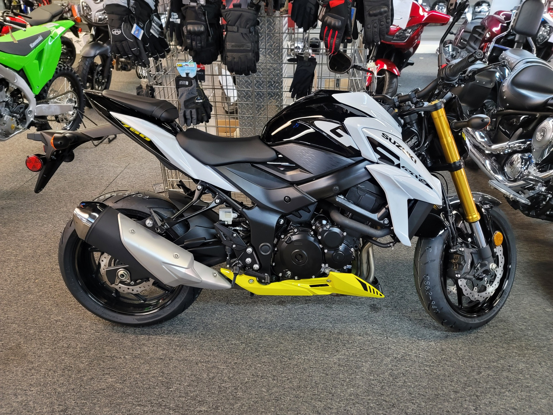 2021 Suzuki GSX-S750Z ABS in Ashland, Kentucky - Photo 1