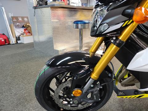 2021 Suzuki GSX-S750Z ABS in Ashland, Kentucky - Photo 10