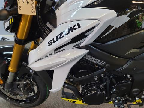 2021 Suzuki GSX-S750Z ABS in Ashland, Kentucky - Photo 11