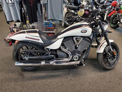 2010 Victory Hammer in Ashland, Kentucky