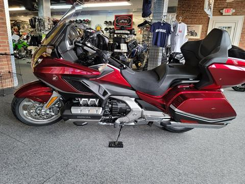 2021 Honda Gold Wing Tour Automatic DCT in Ashland, Kentucky - Photo 4