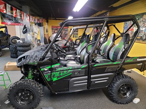2021 Kawasaki Teryx4 LE in Ashland, Kentucky - Photo 2