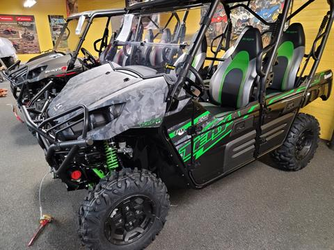2021 Kawasaki Teryx4 LE in Ashland, Kentucky - Photo 1