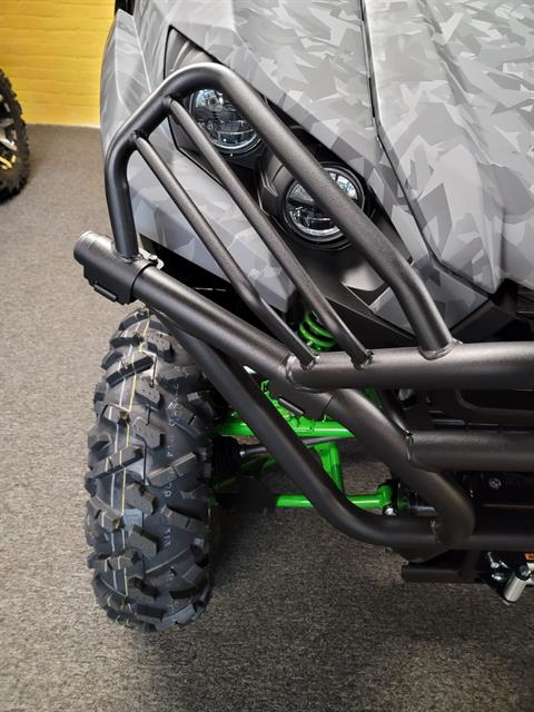 2021 Kawasaki Teryx4 LE in Ashland, Kentucky - Photo 9