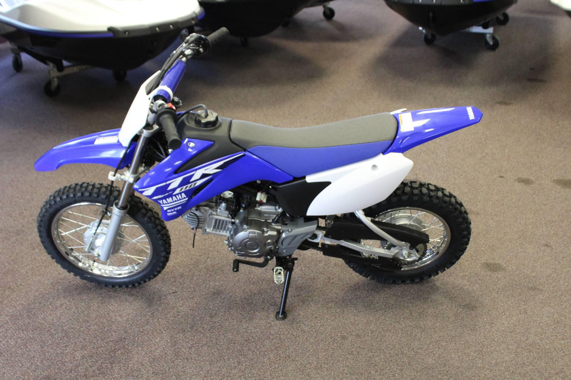 2018 yamaha tt r110e motorcycles palatka florida n a for Yamaha tt r110e