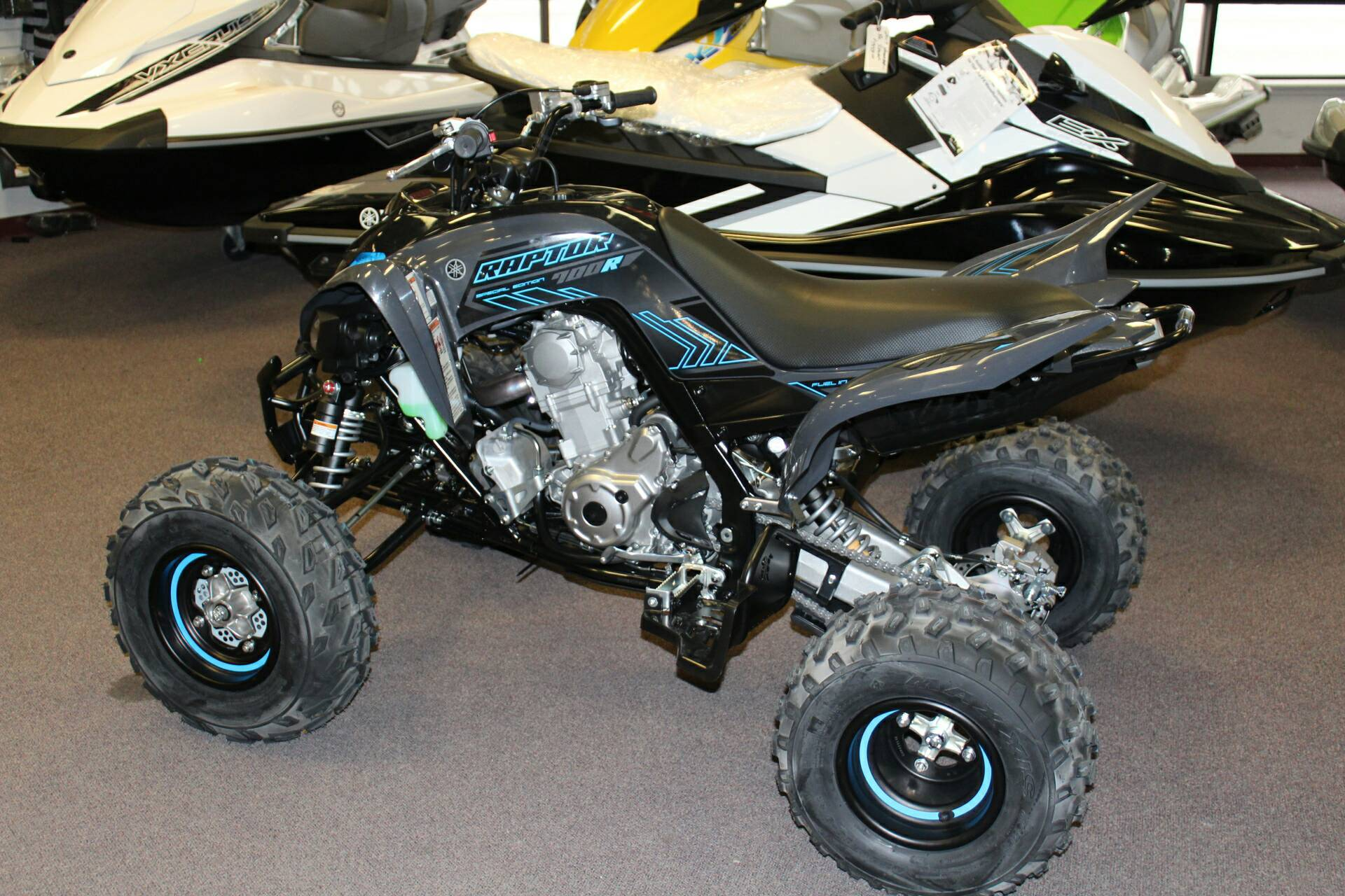 2017 Yamaha Raptor 700R SE 1