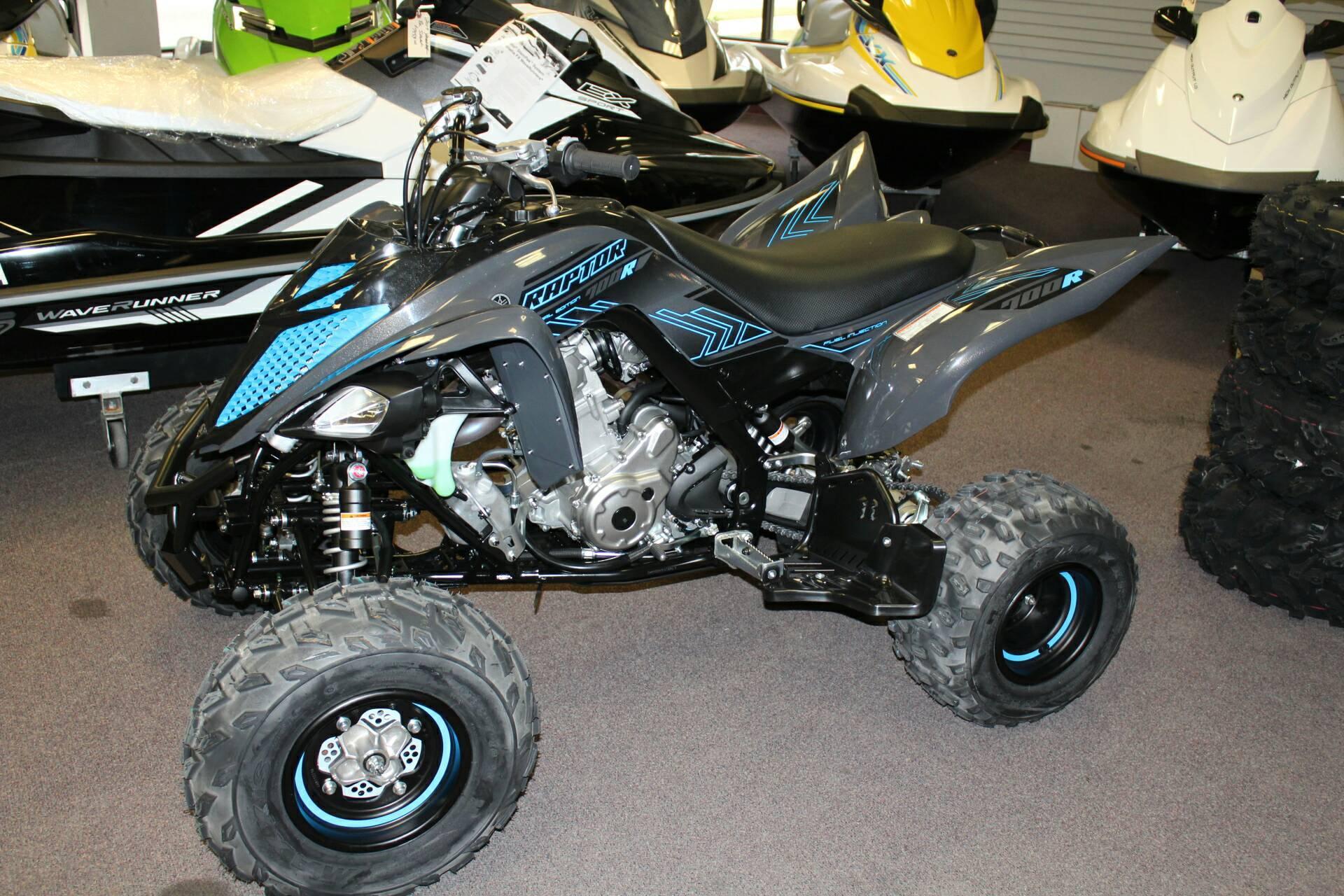 2017 Yamaha Raptor 700R SE 3