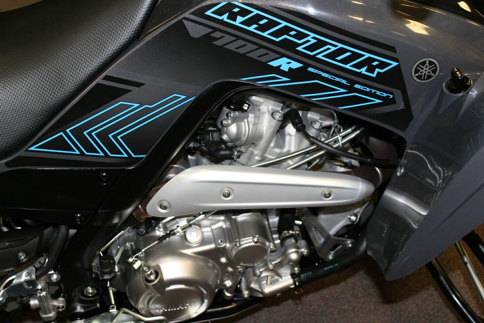 2017 Yamaha Raptor 700R SE 7
