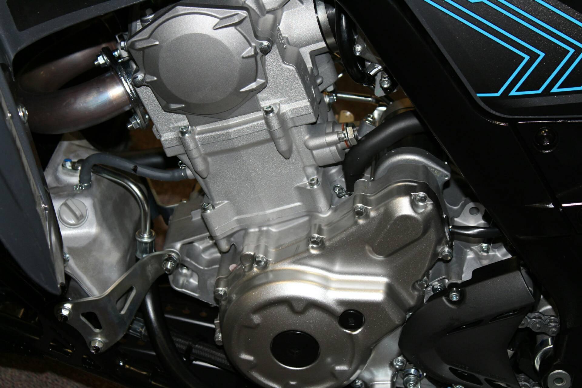 2017 Yamaha Raptor 700R SE 8