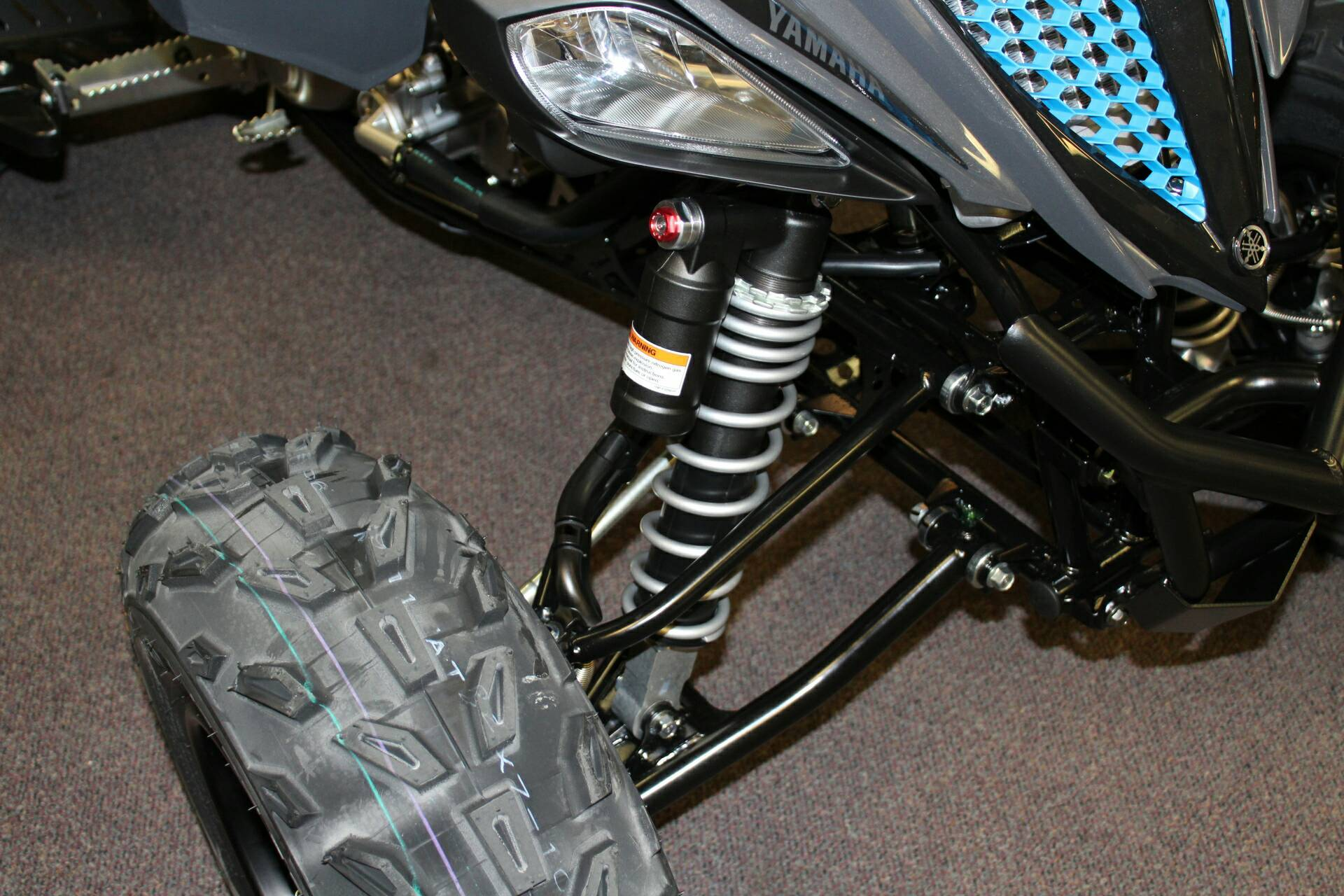 2017 Yamaha Raptor 700R SE 12